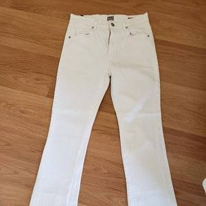 Citizens of Humanity Jeans - white
